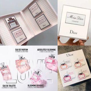 Dior Miss Dior La Collection (5ml * 4)