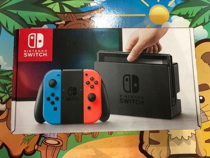 Nintendo Switch Used