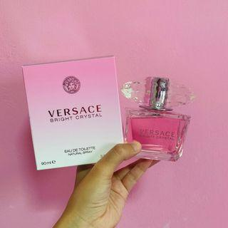 BRAND NEW Authentic Versace Bright Crystal EDT for women (90ml)