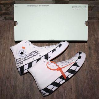 Authentic Off white converse 2.0 for sale