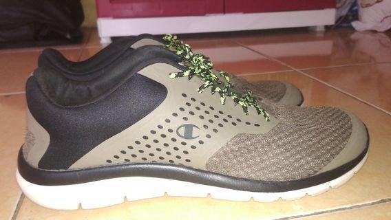 Champion original sepatu running memory foam