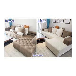 Custom Made Sofa Cover / Cushion Cover / Cushion etc
