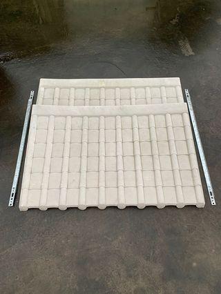 🚚 冷氣專用遮雨棚700 x 1100mm
