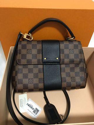 [FINAL 2000$]Louis Vuitton Bond Street BB Noir Bag