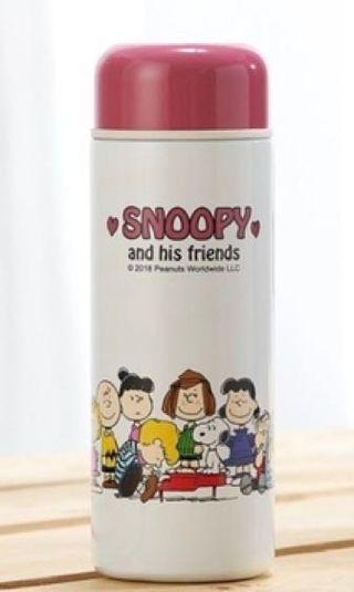 🚚 SNOPPY歡聚經典保溫瓶