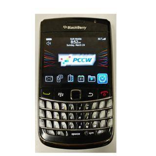 二手Blackberry Bold 9700