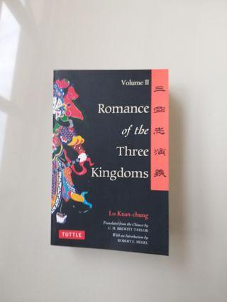 🚚 Romance of The Three Kingdoms vol II
