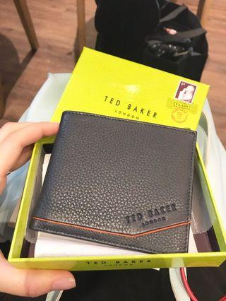 Ted Baker Wallet man navy