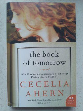 [WTS] Cecilia Ahern - the book of tomorrow