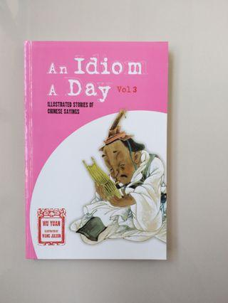 🚚 An Idiom A Day Vol 3