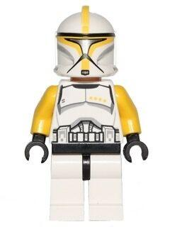 Lego Clone Trooper Commander
