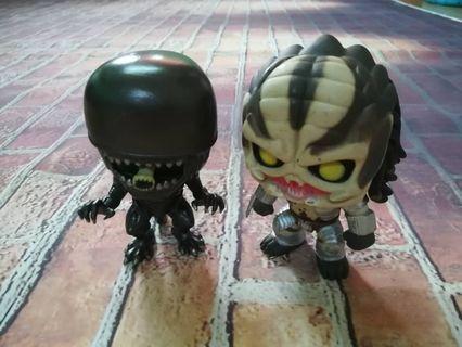 Alien vs Predator Collection Figure Toy