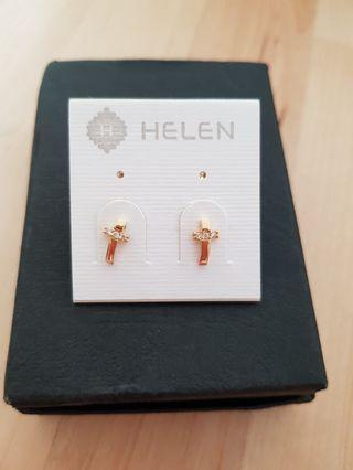 Ear studs by Helen