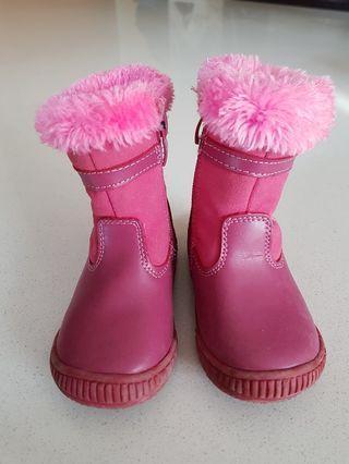 🚚 1-3Yr Girl Winter Boots