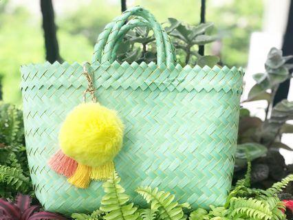 Handmade handwoven bag S size