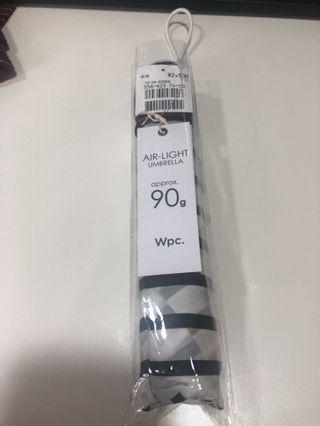 🚚 w.p.c. 90g超輕量雨傘