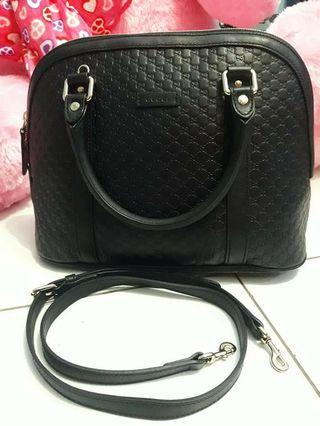 Gucci alma black