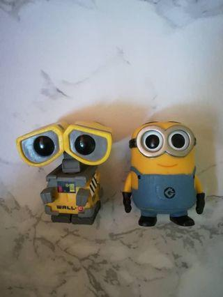 Minion&Wall-E