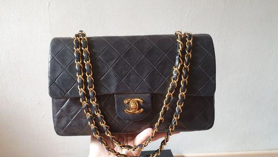 Chanel Vintage Dounle Flapped Bag