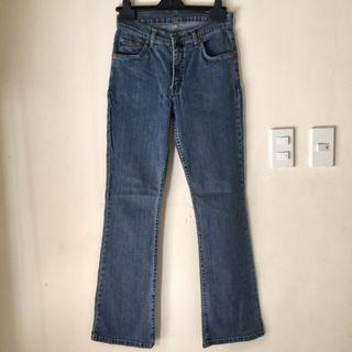 Authentic Index Brazil Stretch Bootcut Jeans