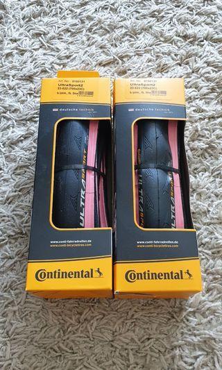 ♻️ Continental ultra sport 2 tyre
