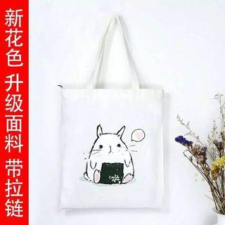 hamtaro/kitty totebag