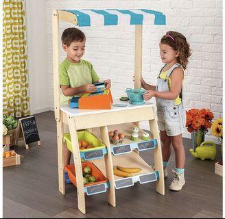 🚚 Kidkraft pretend play grocery store