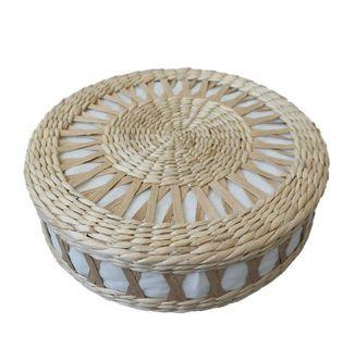 🚚 ✔️(In stock) Seagrass stool