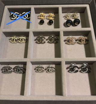 🚚 Authentic Chanel Earrings