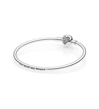 Pandora Heart Of Winter Limited Edition Bangle