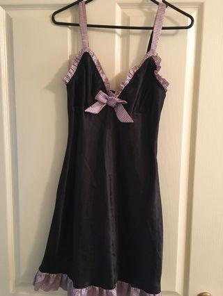 Satin Indulgence Nightie Size 10