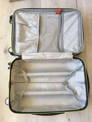 Expandable Hand-Carry Luggage