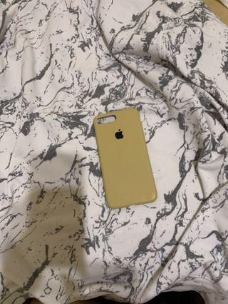 iPhone7/8 plus 液態手機殼 奶茶色🥰