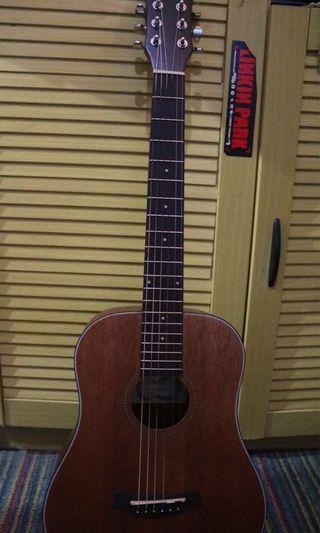 Gitar akustik cowboy 3/4 (nego)