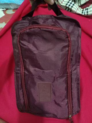 Travel Pouch for Shoes