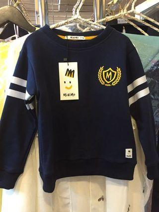 Sweater minime navy