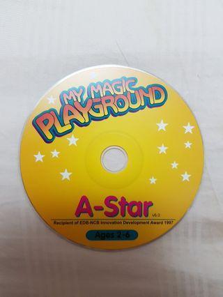 Bundle of A-Star Interactive CD-ROMs