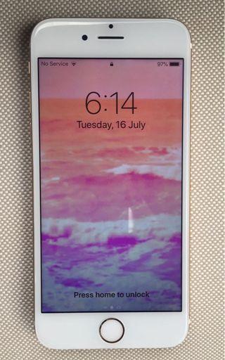 iPhone 6- a1586