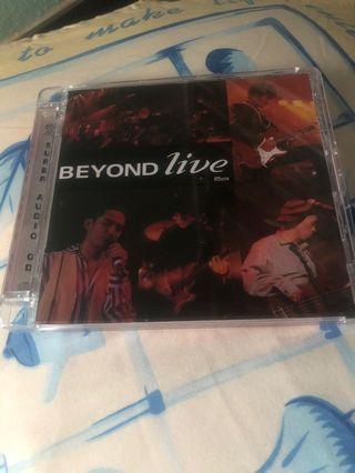 Beyond Live 1991 (2SACD) 黃家駒 黃家強 黃貫中