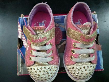 Sepatu anak Size 20.5 Warna Pink