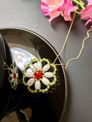 Handmade Jade Pendant