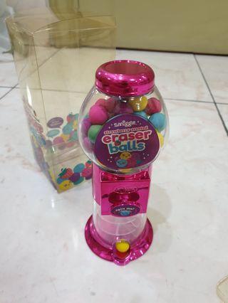Smiggle eraser dispenser collectibles new