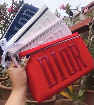 Great offer ! Counter clearance ~ Dior XL clutch