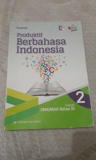 Buku bahasa indonesia kelas 11 erlangga