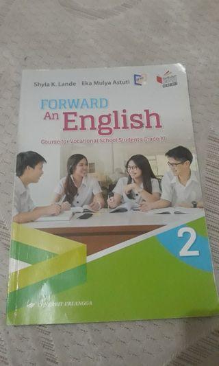 Buku english erlangga