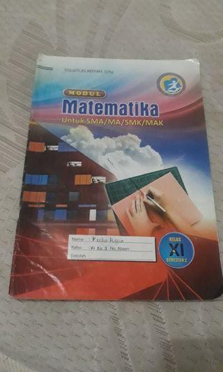 Buku lks matematika kelas 11