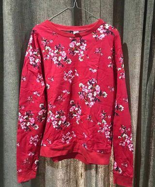 Sweater Flower H&M