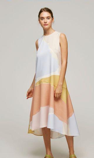 OSN Harbour Midi Dress
