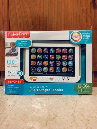 🚚 Fisher Price Laugh & Learn Smart Stages Tablet