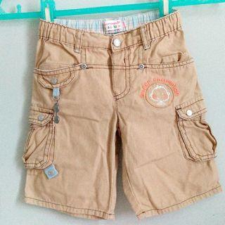 🔆法國des petits °口袋卡其褲 (95~110cm)